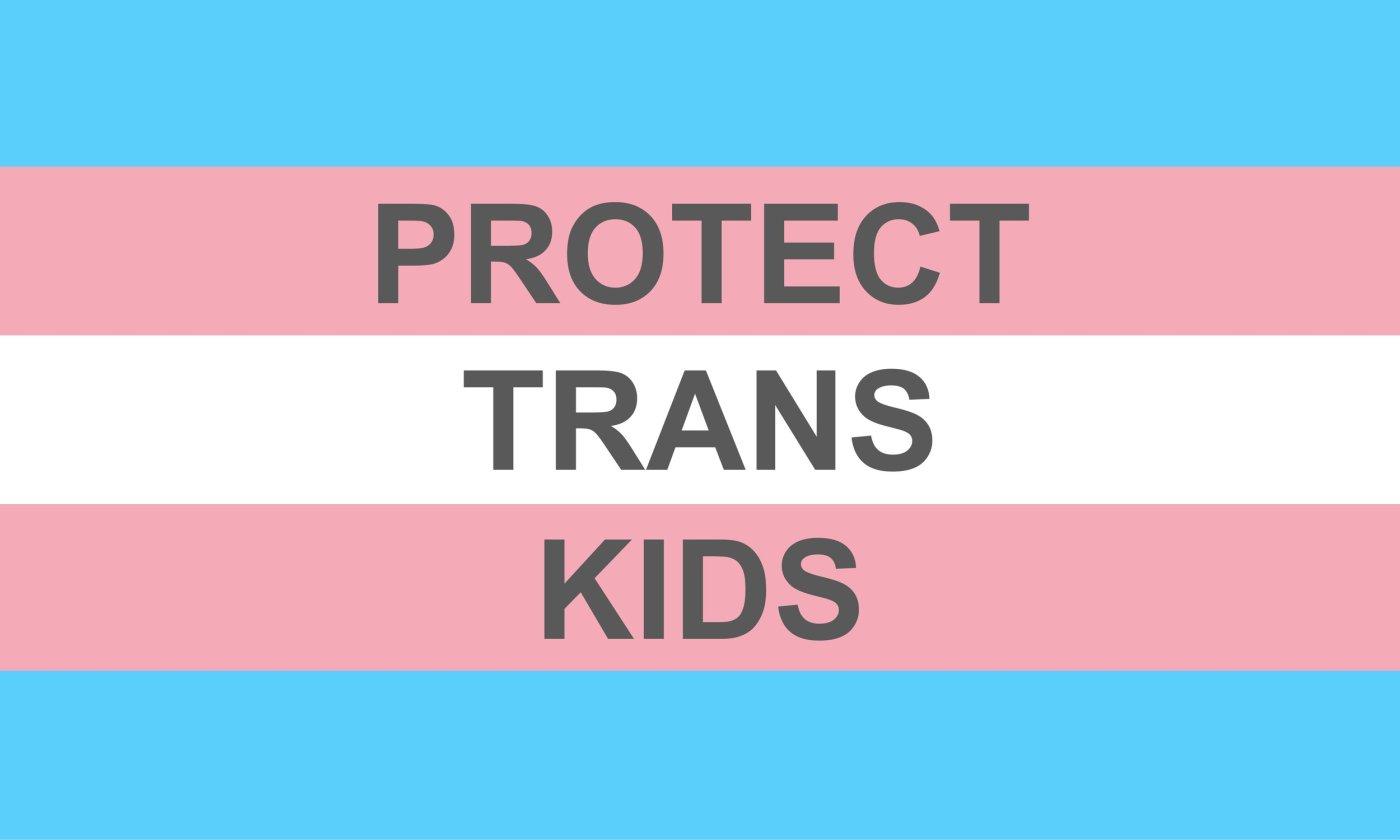 Protect Trans Kids – Gender World